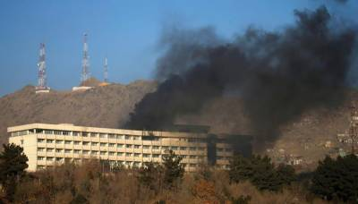 Trump aide's spokesman among four Americans killed in Kabul hotel attack