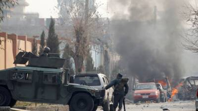 Two killed, 14 injured in Afghanistan attack