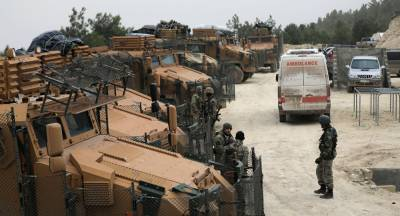 19 Turkish soldiers killed, wounded in Syria operation, confirm officials