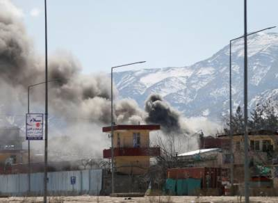 214 killed, wounded in Kabul suicide bombing