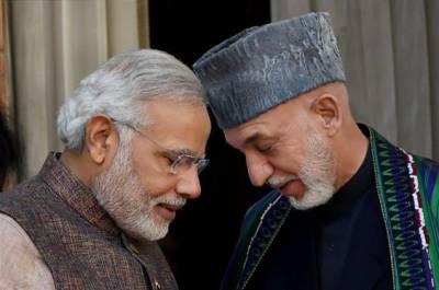 I love Indian culture, Bollywood but hate Pakistan Military: Hamid Karzai