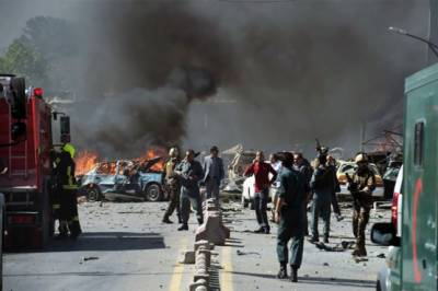 Kabul blast is a massacre, tweets foreign NGO head