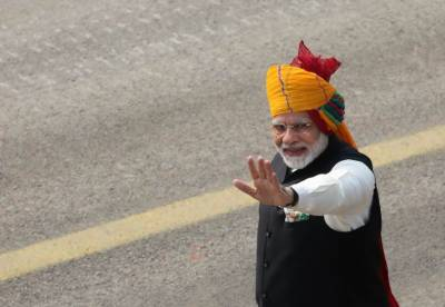 Narendra Modi to become first Indian PM to visit Palestine
