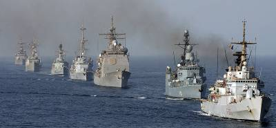 Pakistan Navy enhances it's strategic outreach to East African Ports