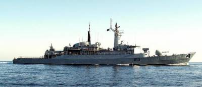 Pakistan Navy ships reach east African ports for bilateral exercises