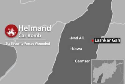 Suicide blast in Helmand, Afghanistan hits Afghan Army soldiers