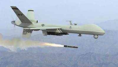US drone strike kills 7 AlQaeda terrorists