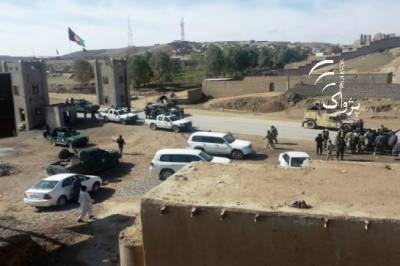 Afghan Taliban kill 7 Army soldiers, take over military post