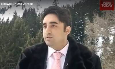 Bilawal Bhutto hits at Indian Army, PM Narendra Modi in Davos
