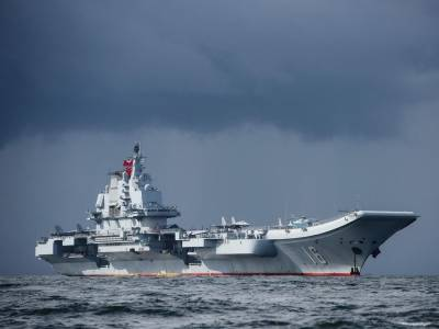 China developing new spy plane to be launched from aircraft carrier