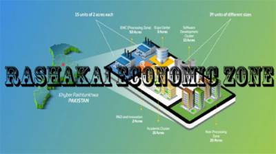 China, KP government ink accord on development of economic zone under CPEC