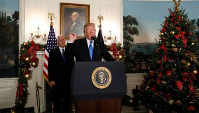 Donald Trump asks for decisive action against Taliban and their supporters