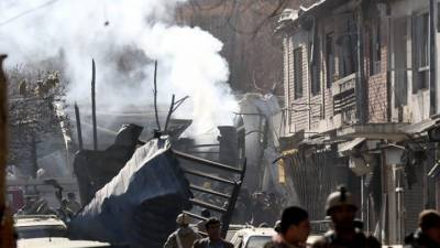 Kabul mourns as near 300 people killed, wounded in deadly blast