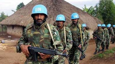 Over 6000 officers, soldiers of Pakistan Army performing as UN peacekeepers across the world: ISPR