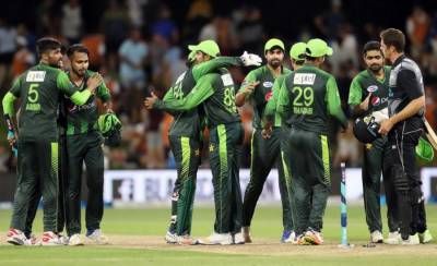 Pakistan becomes the top T20 team of the World after series win against New Zealand