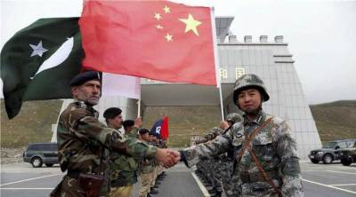 Pakistan China closing into a strong military alliance under SCO