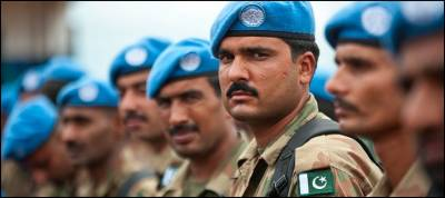 Pakistani UN peacekeeper killed by armed group: UN officials