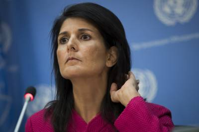 Strong Israeli lobby behind Nikki Haley, reveals US Analyst