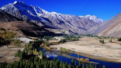 36 development projects being implemented in Gilgit-Baltistan: Fida