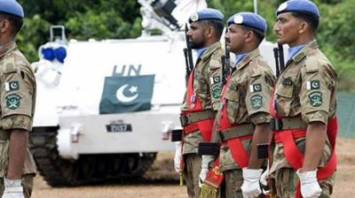 UN condemns killing of Pakistani peacekeeper in Congo