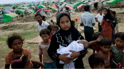 100,000 Rohingya in grave danger from monsoon rains: UN