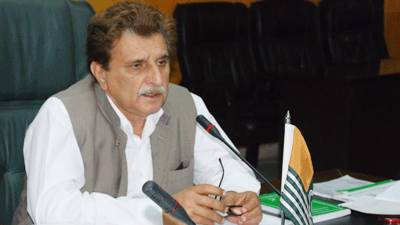 25% quota being reserved for youth in upcoming LG polls in AJK: Haider