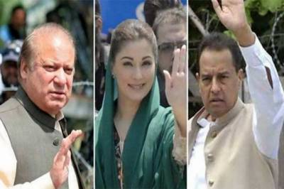 Accountability Court gives a blow to Sharif family