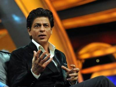 Bollywood Star Shah Rukh Khan gets a blow