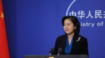 China condemns suicide car bombing in Kabul