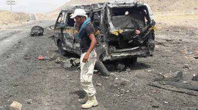 Deadly suicide blast in Yemen checkpoint
