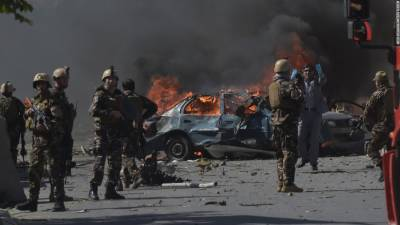 Is recent wave of terrorism in Kabul a conspiracy against Pakistan