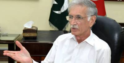 Khattak directs to expedite work on dev projects
