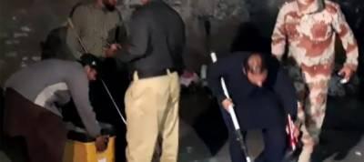 Man killed in Hyderabad garbage trolley blast