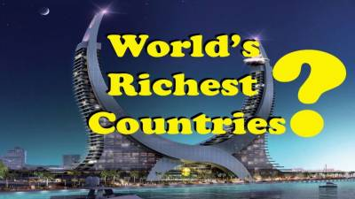 Top 10 wealthiest countries in the world: New World Wealth report reveals