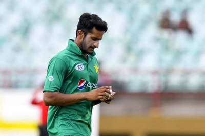 Top Ranked Pacer Hasan Ali faces a setback