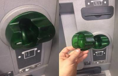 Two ATM Skimmers caught red handed, part of international gang