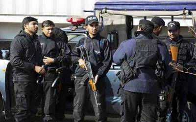 Two hardcore terrorists arrested from Lahore, Explosives and detonators recovered