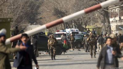 Upsurge of terrorism in Afghanistan is linked with suspension of Pakistani aid by Trump: Afghan officials