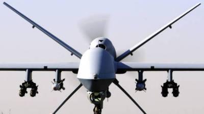 US drone strike near Pak Afghan border kills two terrorists in Afghanistan
