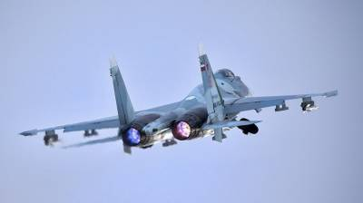 US Russian fighters face off over Black Sea