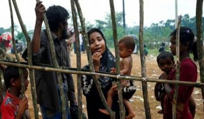 Mass graves of Rohingya Muslims unearthed, corpses without heads, faces burnt with acid