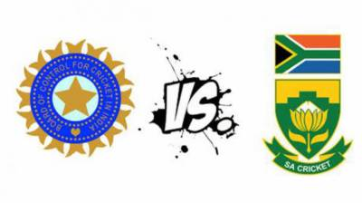 ODI series b/w India and South Africa to start from today