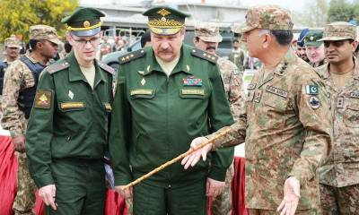 Pakistan and Russia to jointly work for Afghanistan peace