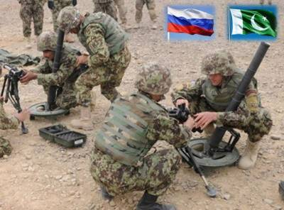 Russia vows to enhance defence and security ties with Pakistan