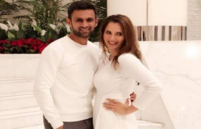 Sania Mirza wishes Love, Laughter and Happiness to Shoaib Malik on his birthday