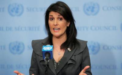 Sky is the limit for US India relationship: Nikki Haley