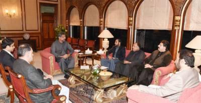 Socio-economic uplift of Balochistan, govt's priority: PM