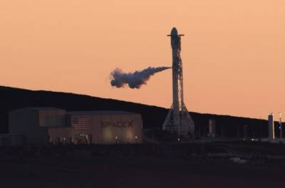 SpaceX blasts off Luxembourg govt satellite