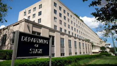 Top US diplomat quits giving blow to State Department