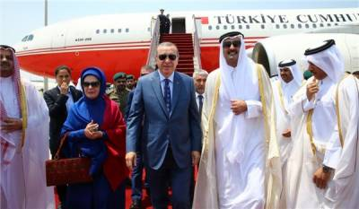 Turkey to deploy Air Force, Naval Forces in Qatar